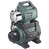 Metabo Hauswasserwerk HWW 4500/25 Inox (600972000) Karton, Nennaufnahmeleistung: 1300 W, Max. Fördermenge: 4500 l/h, Max. Förderhöhe: 48 m