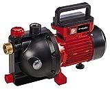 Einhell Gartenpumpe GC-GP 8042 ECO (800 W, max. 4.3 bar, 4200 L/h Fördermenge, Wasserfüllanzeige, klappbarer Handgriff, Wassereinfüllöffnung /-ablassschraube, Frostschutz, Thermoschutz)
