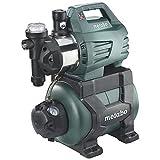 Metabo Hauswasserwerk HWWI 3500/25 Inox (600970000) Karton, Nennaufnahmeleistung: 1100 W, Max. Fördermenge: 3500 l/h, Max. Förderhöhe: 45 m